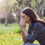 Allergia primaverile e calo dell'udito